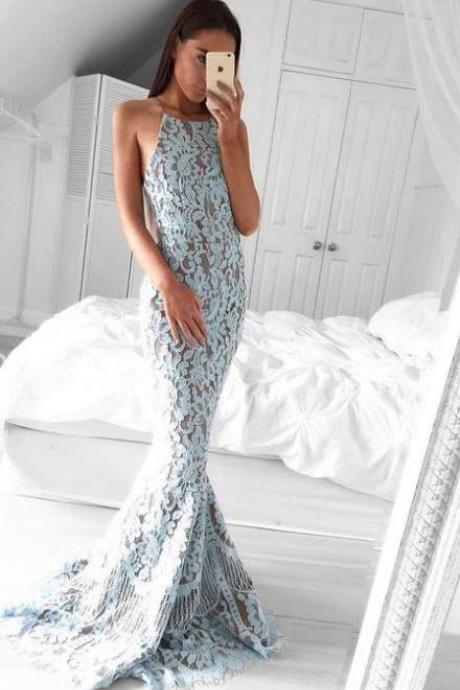 Mermaid Prom Dress,Long Prom Dresses,Prom Dresses For Teens,Prom Dresses,Lace Prom Gowns,Elegant Prom Dress,Women Dresses,Evening Dresses DR0199