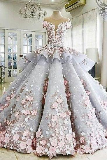 Princess Dresses,Ball Gown Prom Dresses,Gorgeous Prom Dresses,Modest Wedding Dresses,Prom Dresses,Wedding Dresses,Wedding Gowns,DR0339