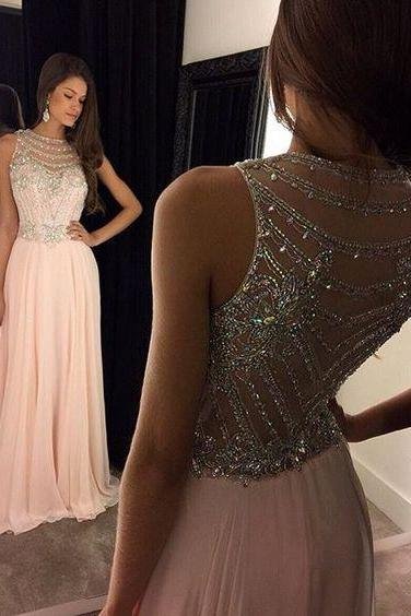 Top Selling Long Prom Dresses,Beaded Evening Dresses,Sleeveless Party Dresses,Formal Prom Dresses,Elegant Prom Gowns